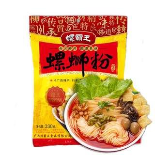 「螺霸王」舌尖柳州 霸道美味 螺螄粉330g