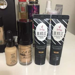 TAKE ALL! Authentic foundations