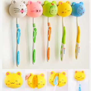 Tempat Sikat Gigi Animal Holder Toothbrush