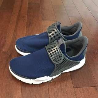 Nike Sock Darts (Blue and Grey)