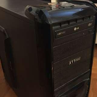 Used Gaming Desktop Custom PC