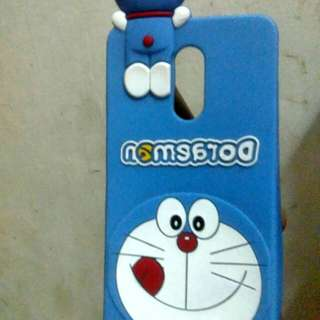 Softcase jelly Xiaomi note 4x doraemon
