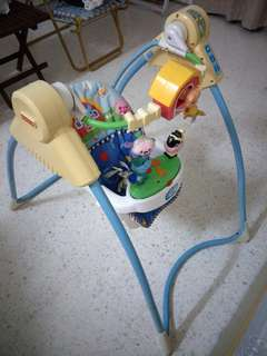 Fisher Price Musical Swing (Automatic)
