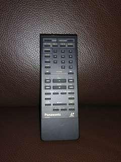 Panasonic 搖控器