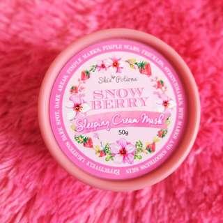Snow Berry Cream