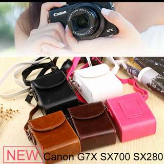 New arrival canon g7x case holder