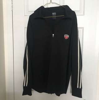 Black Roots Quarter Zip