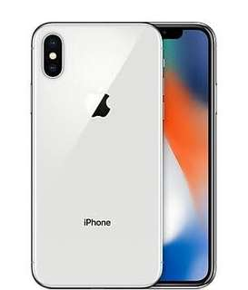 Looking For IPhone X Silver 256gb