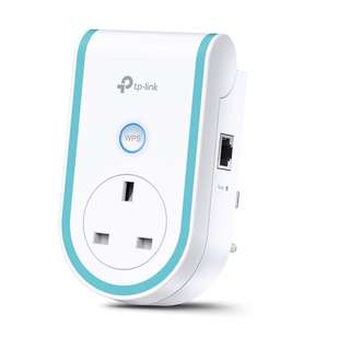 TP-Link Re360(UK) Ac1200 Wi-Fi Range Extender with AC Passthrough