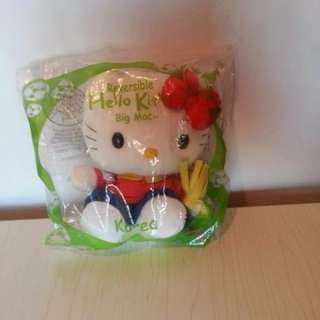 絕版麥當勞哈囉吉蒂公仔(代表韓國) Out of Production McDonald's Hello Kitty Doll (Representing Korea)