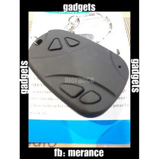 Hidden cam spy cam camera video recorder car key chain