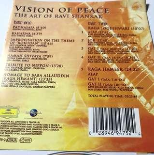 Vision of Peace - The Art of Ravi Shankar