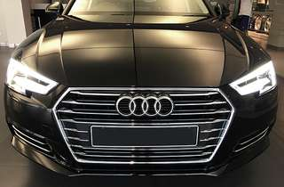 A4 B9 1.4 Black 2016 Oct (Leasing)
