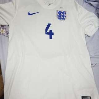 英國格國家隊 #4 S碼
