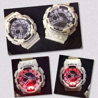 Couple watch Actual pic