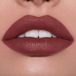 BNIB Kylie Velvet Liquid Lipstick in Shook