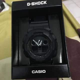G-shock GA-100-1A1DR