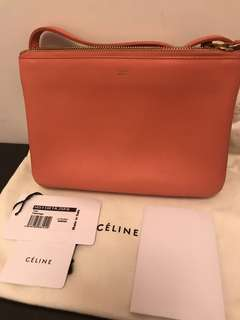 Celine small trio bag