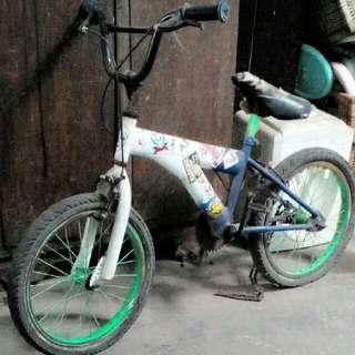 Sepeda merk wim cycle