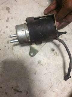 gilera petrol pump