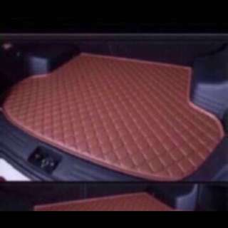 Sale!! Instock Honda Jazz / Fit Boot Mat (Brown only)