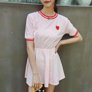 Pink Sweety Dress