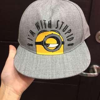 H&M小小兵版帽