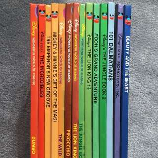 Disney Book Set