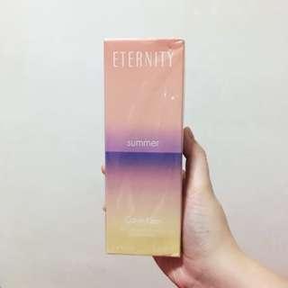Calvin Klein Eternity Summer 2015 edition