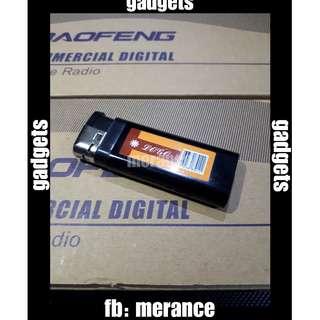 Hidden cam spy cam camera video recorder lighter