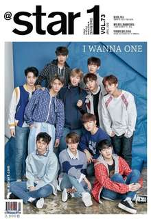 [ Korea Buying Service] Wanna One @Star1 Magazine