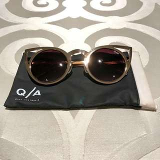 BRAND NEW Quay Australia Sunglasses (Cat-Eye)