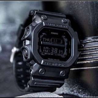 Guaranteed Cheapest 100% Authentic New Casio G-Shock Full Stealth Black King GX-56BB-1DR