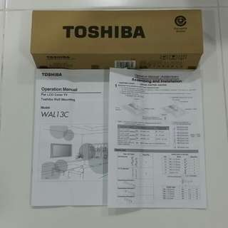 Toshiba TV Mounting up to 40 inch