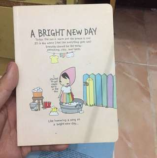 Buku Notebook tebal murah