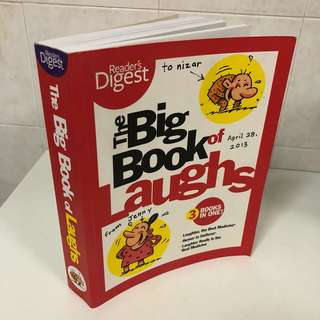 2011 Reader's Digest - The Big Book of Laughs