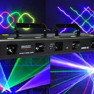 Laser disco light