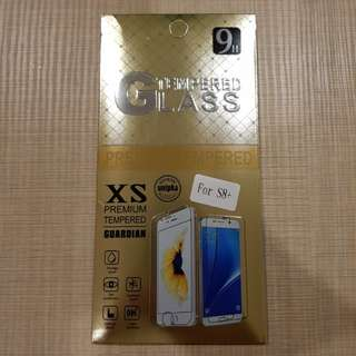 Samsung S8 Plus Tempered Glass