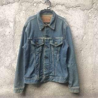 Trucker Jacket Jeans Edwin