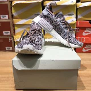 Adidas NMD R1 Runner PK Multicolor White Genuine BASF BOOST