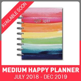 2018 - 2019 Classic Happy Planner® - Life is Beautiful