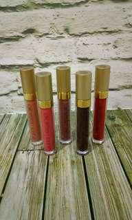 Poppy Dharsono Cosmetics Liquefied Matte Lip Cream