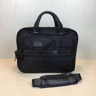 Tumi alpha bravo briefcase small