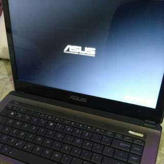 Asus AMD E-450 APU with Radeon (tm) HD Graphics