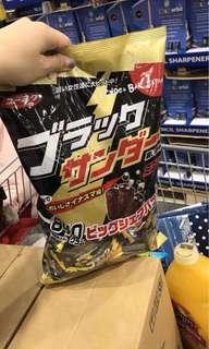jumbo pack chocolate from japan
