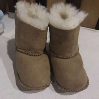 Authentic UGGS for Newborn to 3 Mos Old