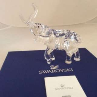 Swavorski Mother Elephant