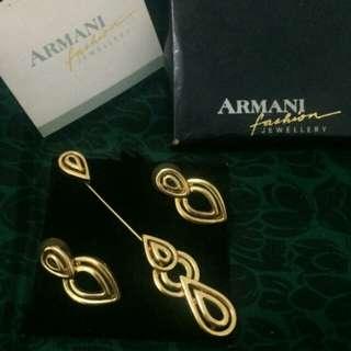 Perhiasan Armani Jewelery