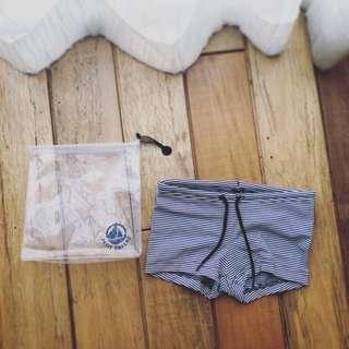 Petit Bateau 法國小帆船 兒童泳褲(3歲)