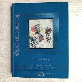 Aladdin and Other Tales from the Arabian Nights. Preloved